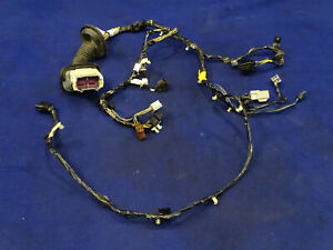 10 2010 ford mustang gt coupe lh drivers door wiring harness mycolor  ar3t14631be | ebay  ebay