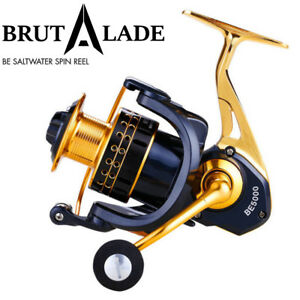Spin-Fishing-Reel-Size-2000-Superior-Value-Big-Brand-Quality-Brutalade-Reels