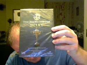 THE-2010-RYDER-CUP-DIARY-2-DVDS-NEWPORT-GOLF-PERFECT-XMAS-GIFT-FREE-UK-POST