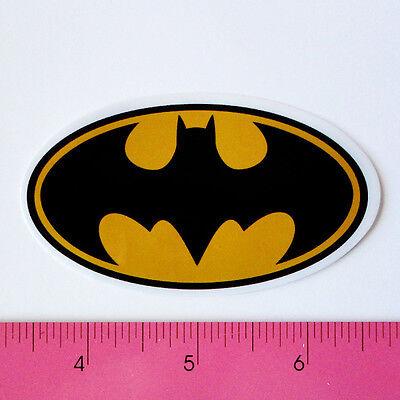 Skateboard Laptop Luggage Bumper Guitar Phone Vinyl Decal Sticker - Batman Logo