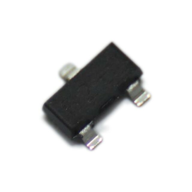 3x MCP1700T3302ETT Voltage stabiliser LDO, fixed 6V 3.3V 250mA SMD