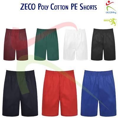 BNWT Boys Sz 10 Cooper Sports Navy Elastic Waist School//Sports//Football Shorts