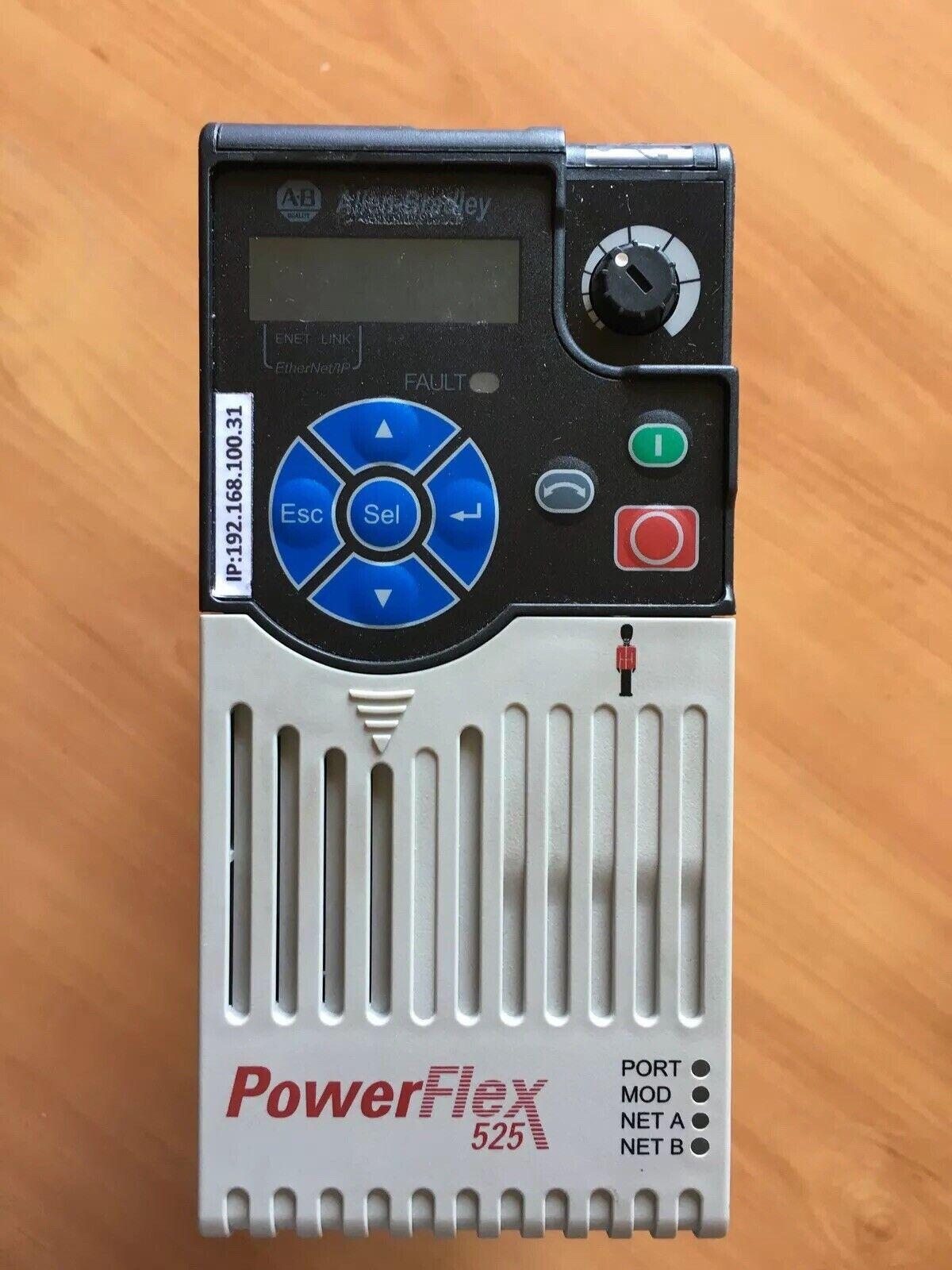 Variador power flex 525 25B-A2P5N104