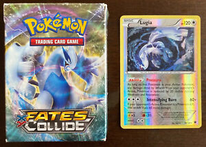 Lugia Pokemon Cards SKY GUARDIAN XY Fates Collide - New Theme Deck