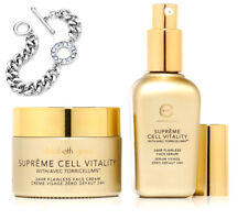 ELIZABETH GRANT Supreme Cell Vitality 24HR Flawless Face Cream and Face Serum