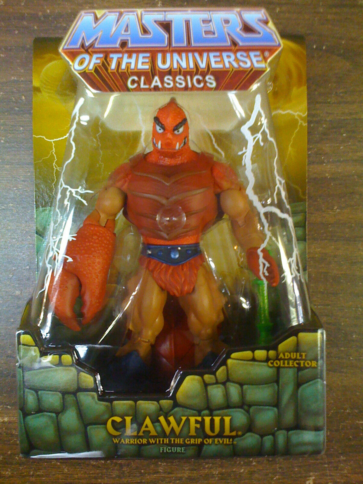 MOTU Matty Classics Clawful  NEW  Ship Worldwide 1st FREE SHIP US