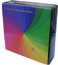 iShow ILDA Laser Light Control Software & USB Interface  (Latest Version)