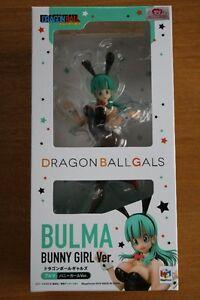 Megahouse Dragon Ball Gals Bulma Bunny Girl Ver. Figure Japan