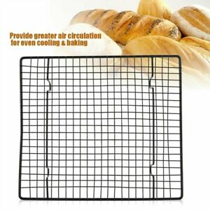 Stainless-Steel-Cooling-Baking-Rack-Nonstick-Cooking-Grill-Tray-For-Biscuit