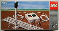 Discontinued Lego 7860 12v Remote Controlled Train Signal From 1980
