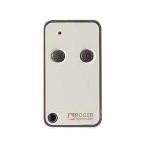 E80//TX52R//2 Radiocomando a codice fisso 433,92 MHz 2 canali  ROGER
