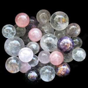 Details about Crystal Ball Scrying Fortune Divination Future Sphere Healing  Energy Meditation