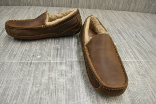 Ugg Ascot 1103889 Moccasin Slippers, Men's Size 11