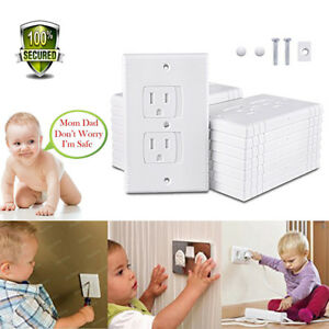 Best Baby Child Safety Self Closing Electrical Outlet Plug