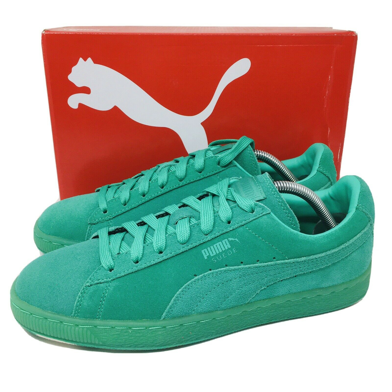 Suede Athletic SNEAKERS Shoes