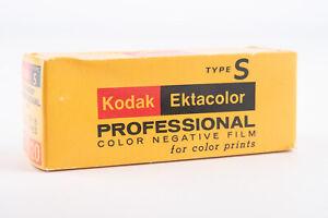 Kodak-Ektacolor-Type-S-120-Color-Print-Film-CPS120-SEALED-Expired-July-1973-V17