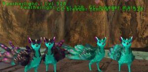 Ark Survival Evolved Xbox One PvE Official x2 CC 328 Featherlight Fert Eggs