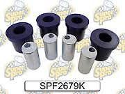 SUPER PRO Rear Upper Arm Inner Adj. Camber Bush Kit for Mazda RX-7 FD3S S 6 7 8