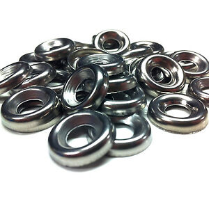 50-6g-STAINLESS-STEEL-A2-SCREW-CUP-FINISHING-WASHERS-FOR-COUNTERSUNK-SCREWS