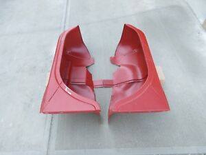 SET of Front Fenders 41-45 Willys MB GPW Jeep Fender left right