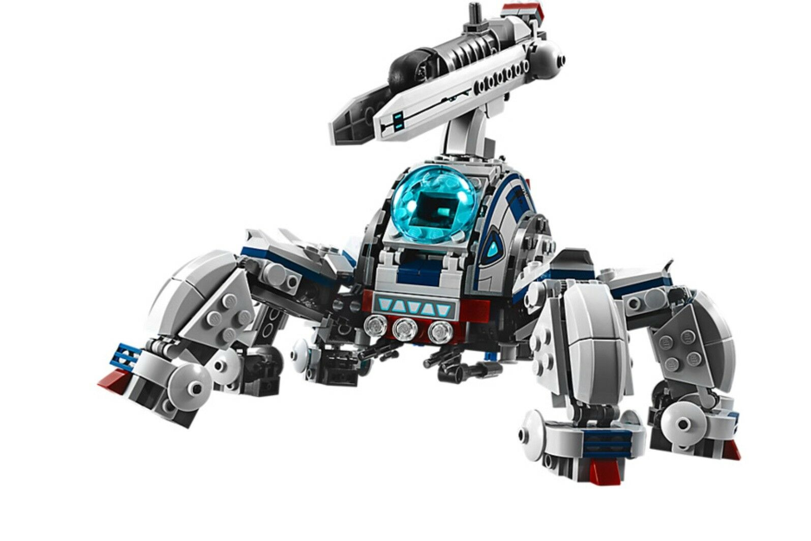New Lego Star Wars UMBARAN MHC from set 75013 SET ONLY NO MINIFIGURES OR BOX