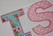 Girls Personalised Bunting~Cath Kidston Ikea Rosali and Laura Ashley Pink Name
