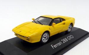 Herpa-1-43-Escala-Modelo-de-Coche-070171-Ferrari-288-Gto-Amarillo