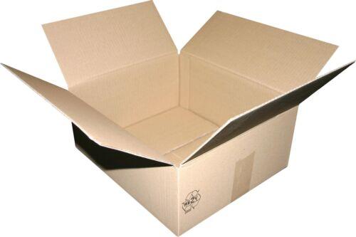 Karton 340x290x140 mm Faltkarton 50 St