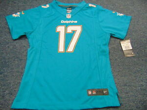 Discount NWT NIKE NFL ON FIELD MIAMI DOLPHINS RYAN TANNEHILL GREEN JERSEY