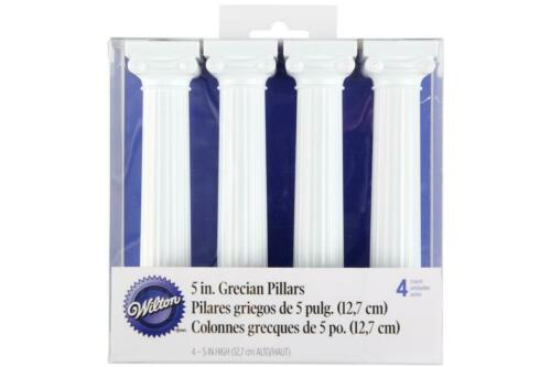 "4 Pack 5/"" Grecian Pillars"