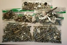 14lbs+ Lot of Mixed Metric Bolts Sockethead Cap Screws 80//20 Nuts Washer