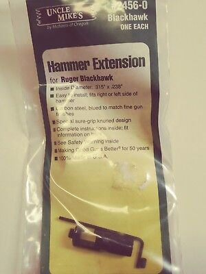 Uncle Mike/'s Hammer Extension for Ruger H/&R New England #2456-0