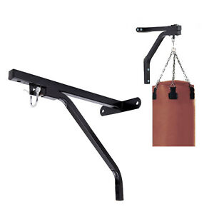 Fitness Heavy Punch Bag Wall Mount Wall Mount Hanging Bracket Boxing Frame Stand