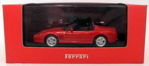 Ixo-Models-1-43-Scale-Diecast-FER020-2000-Ferrari-550-Barchetta-Red