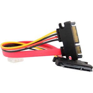 15-7-Pin-SATA-HDD-Extension-Cable-Data-amp-Power-Male-to-Female