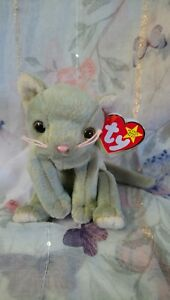 127c0c7d0fe TY Beanie Babies Scat The Cat MINT Condition Retired 8421042319 ...