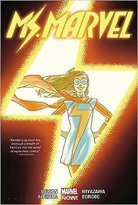 1 of 1 - Ms. Marvel Vol. 2, Wilson, G. Willow, Miyazawa, Takeshi, Alphona, Adrian, Very G