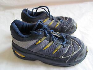 Adidas Infantil Talla Deportivo Zapatos Bebé Y Amarillo Azul Tenis 6 Niño 5 In Op5qwwE