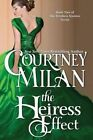 The Heiress Effect by Courtney Milan (Paperback / softback, 2013)