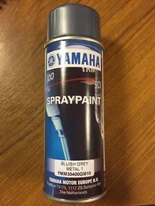 Yamaha Outboard Motor Paint Code