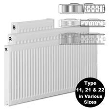 Radiators Type 11 21 22 Single or Double Compact Convector Central Heating