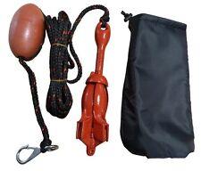1.5kg 3.5lb Folding Grapnel Anchor - Kayak Jet Skis Dinghy Canoe Inflatable Boat