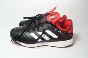 9e9b503911c Adidas Copa Tango 18.1 CM7668 Indoor Soccer Shoes Black Red Size 7 ...