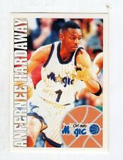 figurina - BASKETBALL BASKET PANINI 1995 95/96 - numero 39 ANFERNEE HARDAWAY