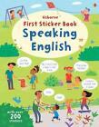 First Sticker Book Speaking English von Mairi Mackinnon (2015, Taschenbuch)