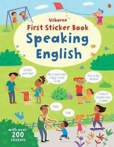 First-Sticker-Book-Speaking-English-von-Mairi-Mackinnon-2015-Taschenbuch