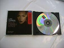 UTE LEMPER - BERLIN CABARET SONGS - CD LIKE NEW CONDITION 1996