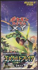 Pokemon Card XY Booster Part 6 Emerald Break Sealed Box XY6 1st Edition Japanese