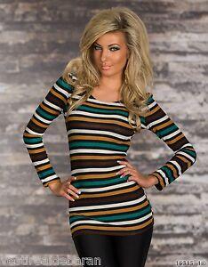 Long-Pullover-Miniabito-Maglia-Donna-BITTERSWEET-B872-Tg-S-M-M-L-L-XL