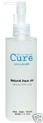 Cure Natural Aqua Gel Gentle Exfoliator 250ml From Japan Free Shipping